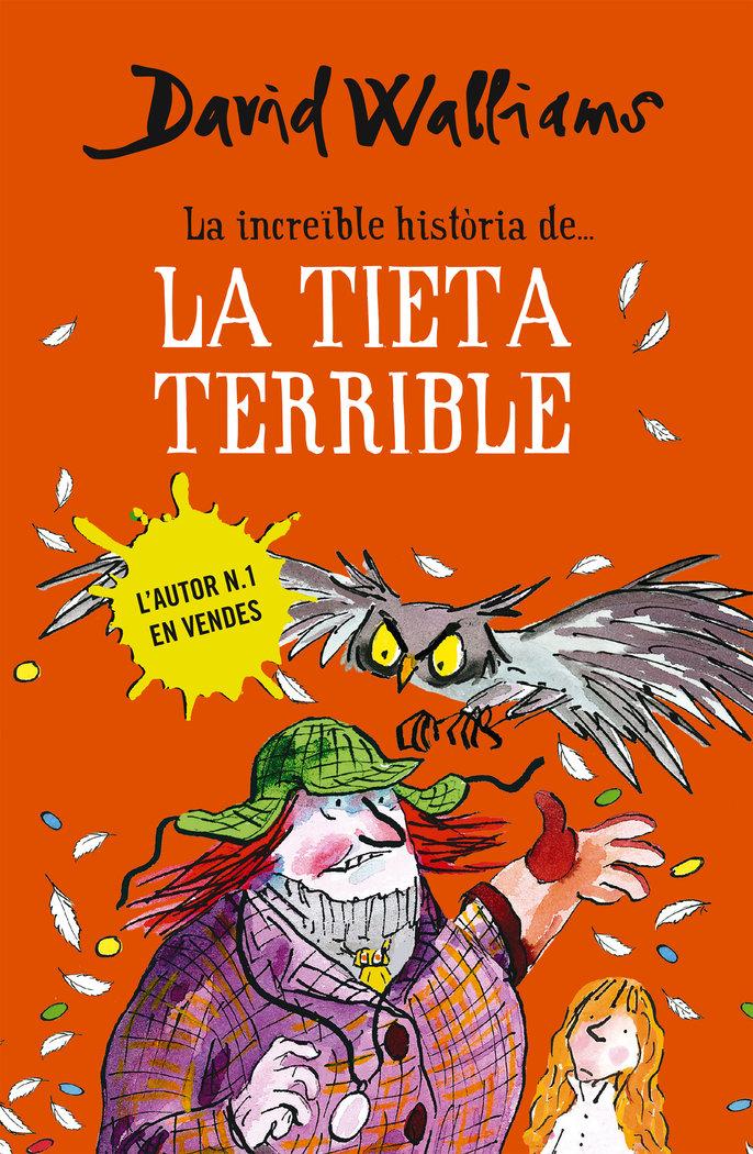 IncreØble historia de... la tieta terrible,la