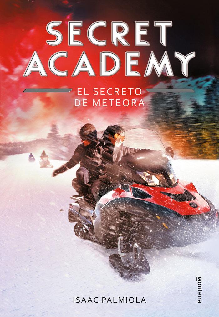 Secret academy 4 el secreto de meteora