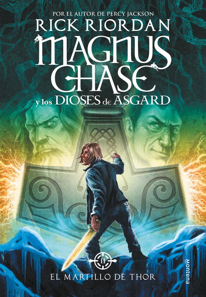 Magnus chase 2 el martillo de thor