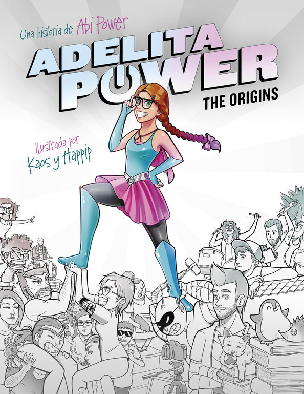 Adelita power the origins