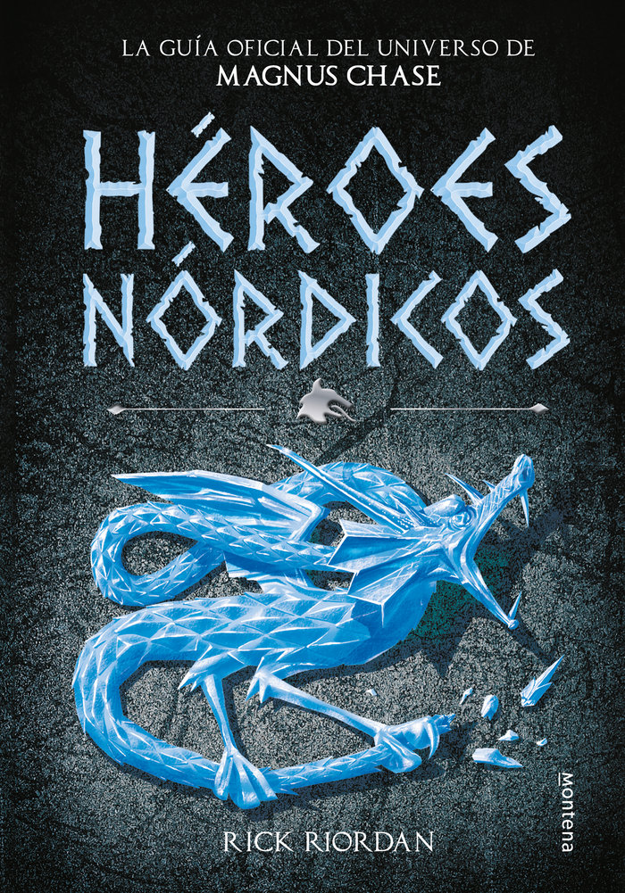Heroes nordicos magnus chase