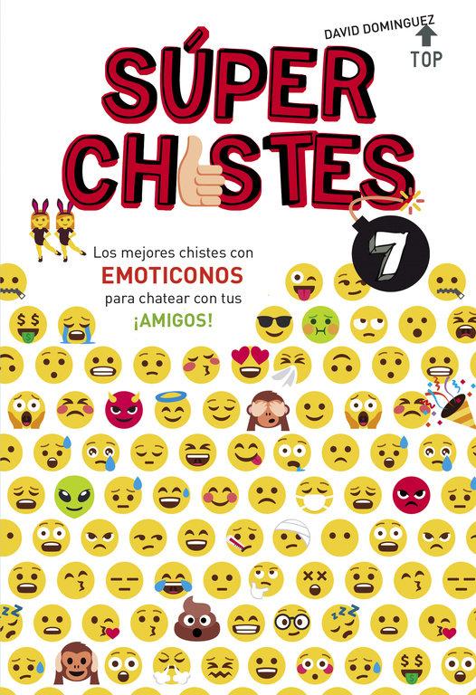 Mejores chistes con emoticonos para chatear con tus amigos