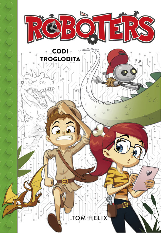 Roboters 2 codi troglodita