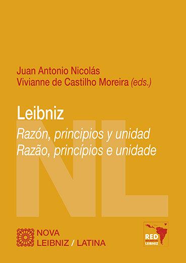Leibniz razon principios y unidad