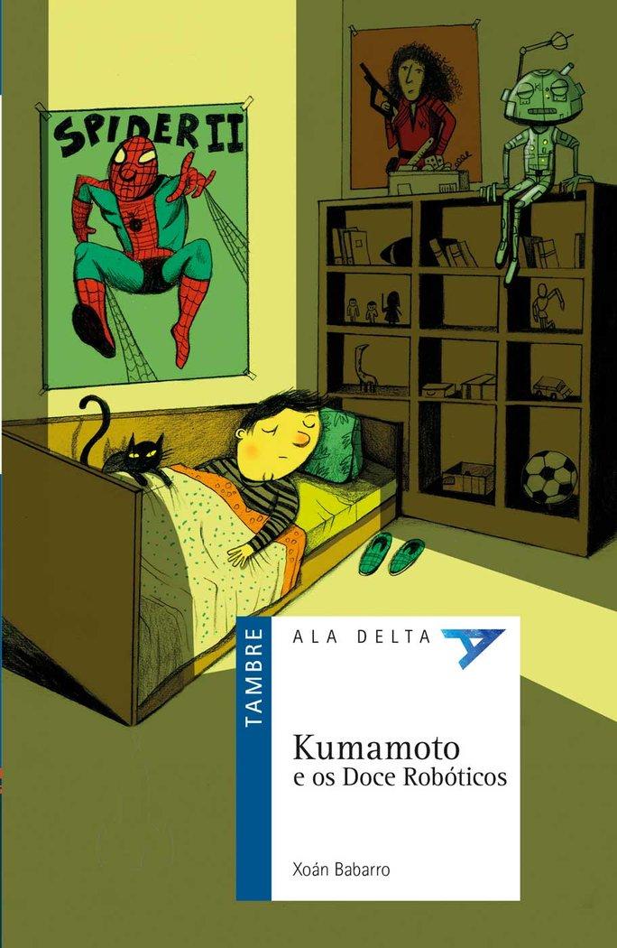 Kumamoto e os doce roboticos