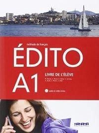 Edito a1 eleve+cd+dvd 16                     sanfr