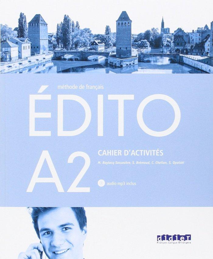 Edito a2 exercices+cd 16                     sanfr