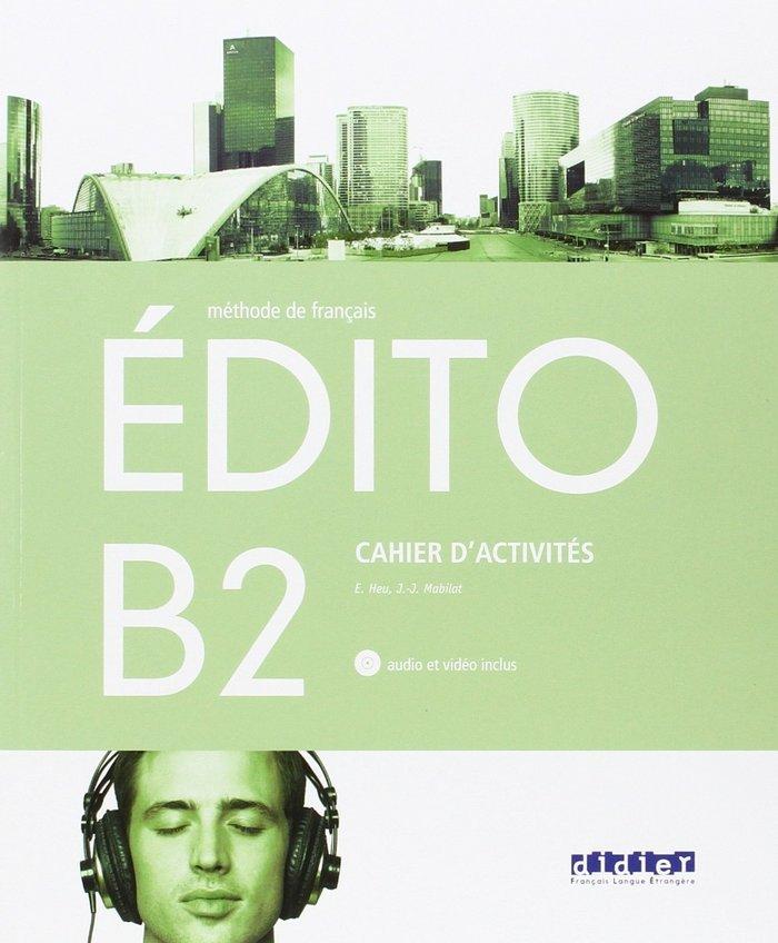 Edito b2 exercices+cd 16                     sanfr