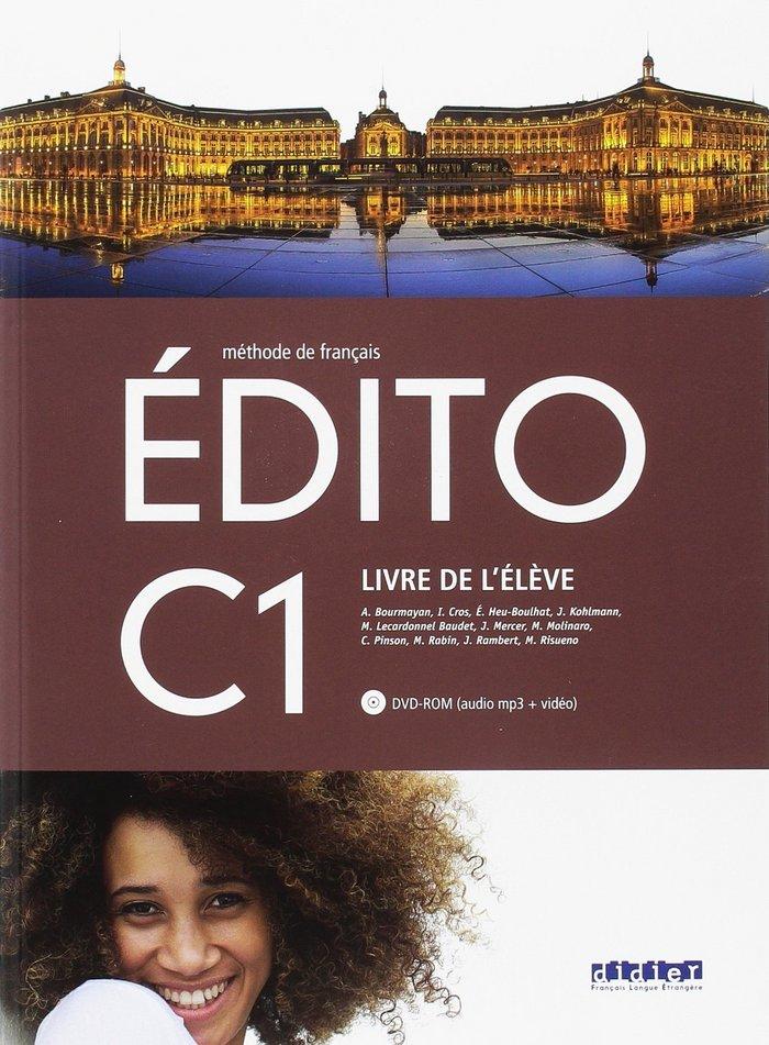 Edito c1 eleve+dvd 18