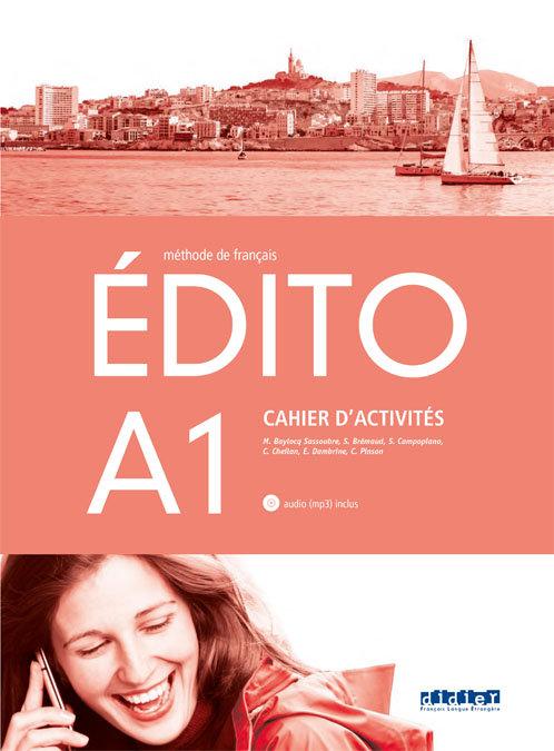 Edito a1 exercices+cd 18
