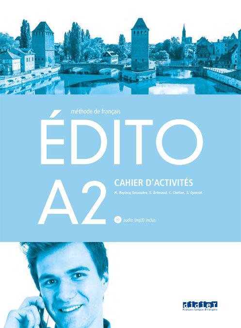 Edito a2 exercices+cd 18