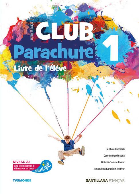 Club parachute 1ºeso pack eleve 19