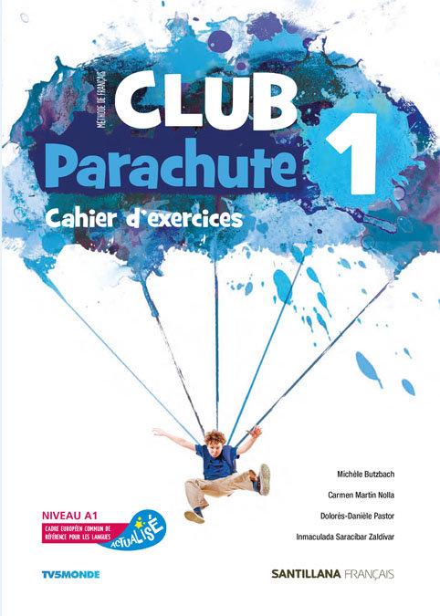 Club parachute 1ºeso pack cahier 19