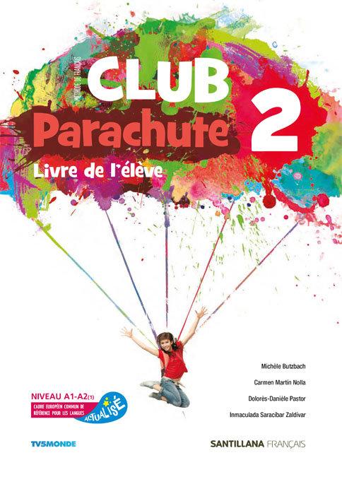Club parachute 2ºeso pack eleve 19