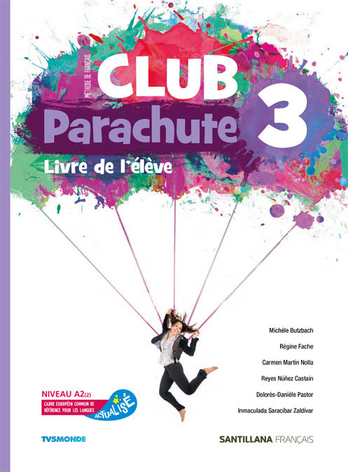Club parachute 3ºeso pack eleve 19
