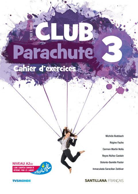 Club parachute 3ºeso pack cahier 19