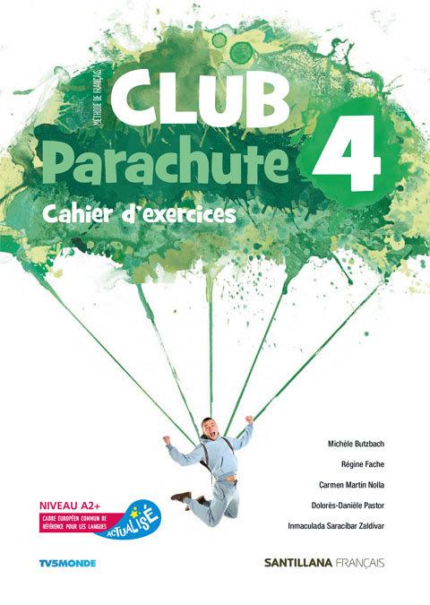 Club parachute 4ºeso pack cahier 19