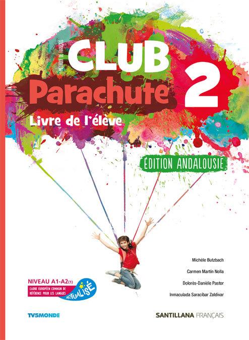 Club parachute 2ºeso pack eleve andalucia 20