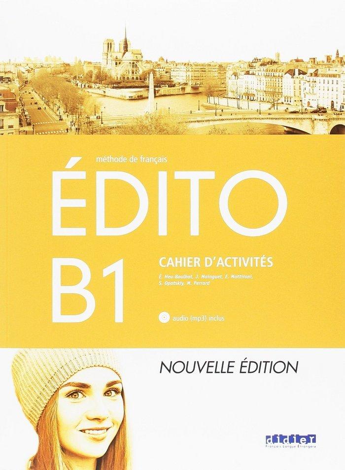 Edito b1 exercices+cd 18