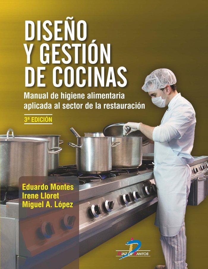 Diseño y gestion de cocinas 3ªed