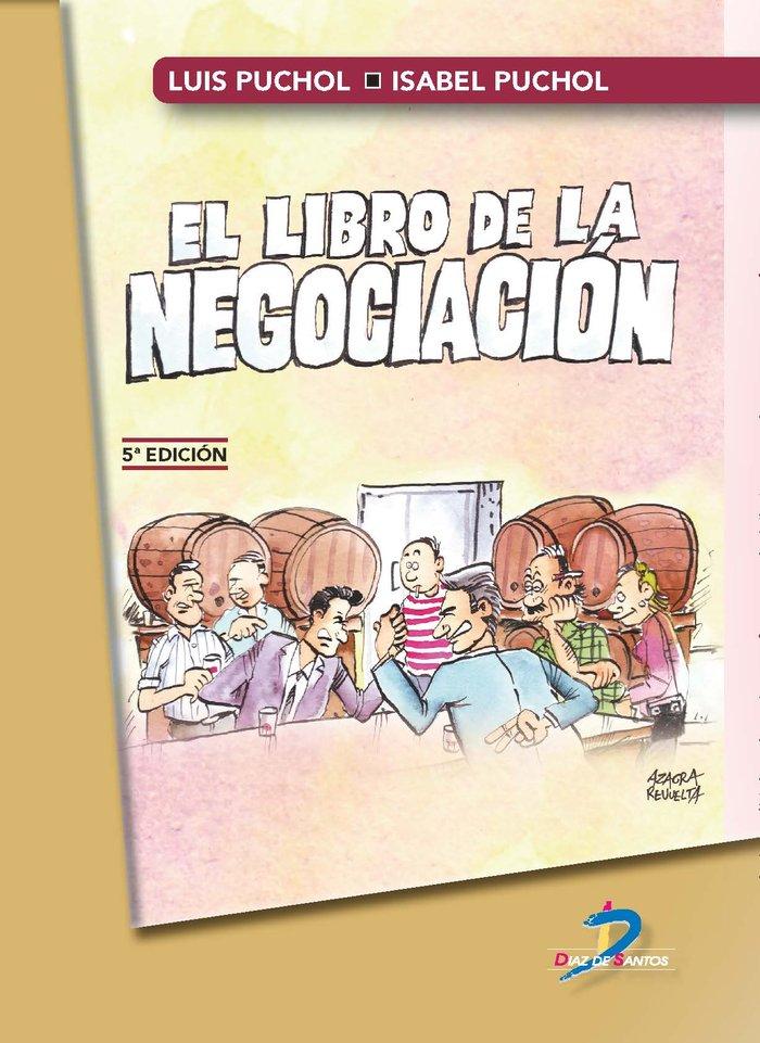 Libro de la negociacion 5ª edicion
