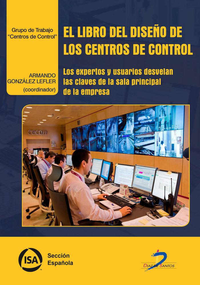Libro del diseño de los centros de control,el