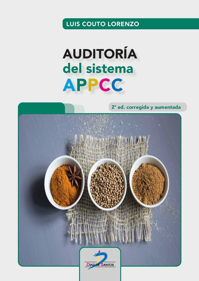 Auditoria del sistema appcc