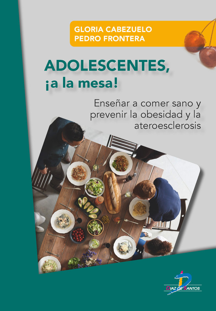 Adolescentes a la mesa
