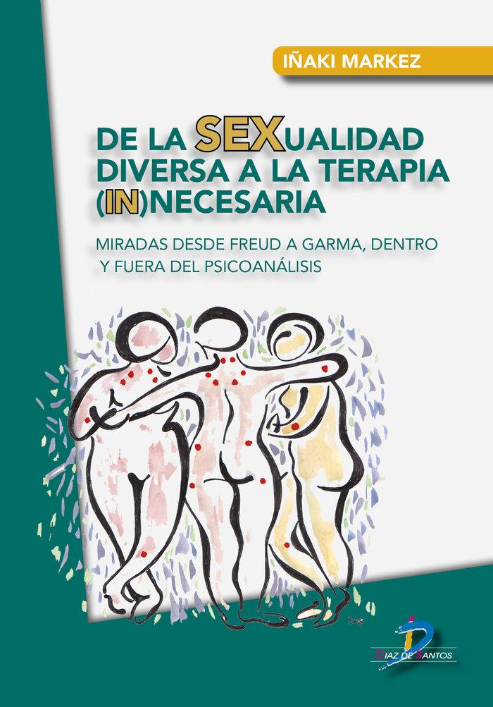 De la sexualidad diversa a la terapia in