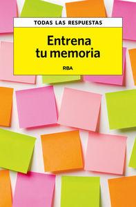 Entrena tu memoria