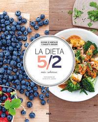 Dieta 5/2 mas sabrosa,la