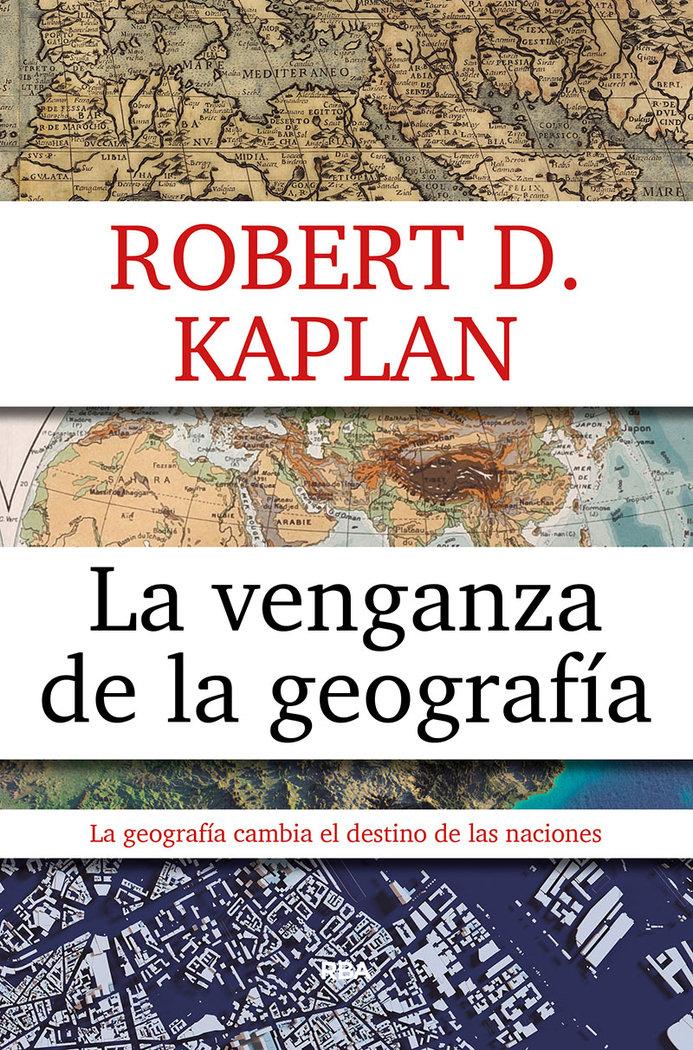 Venganza de la geografia 3ªed,la