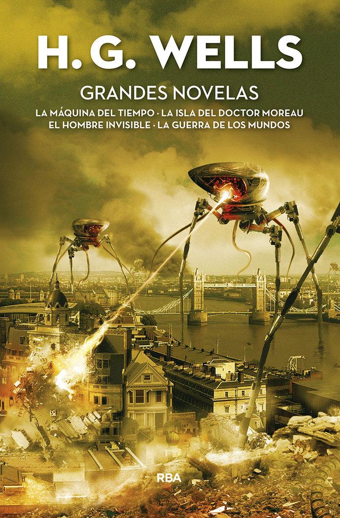 Grandes novelas wells