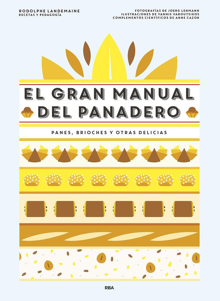 Gran manual del panadero,el