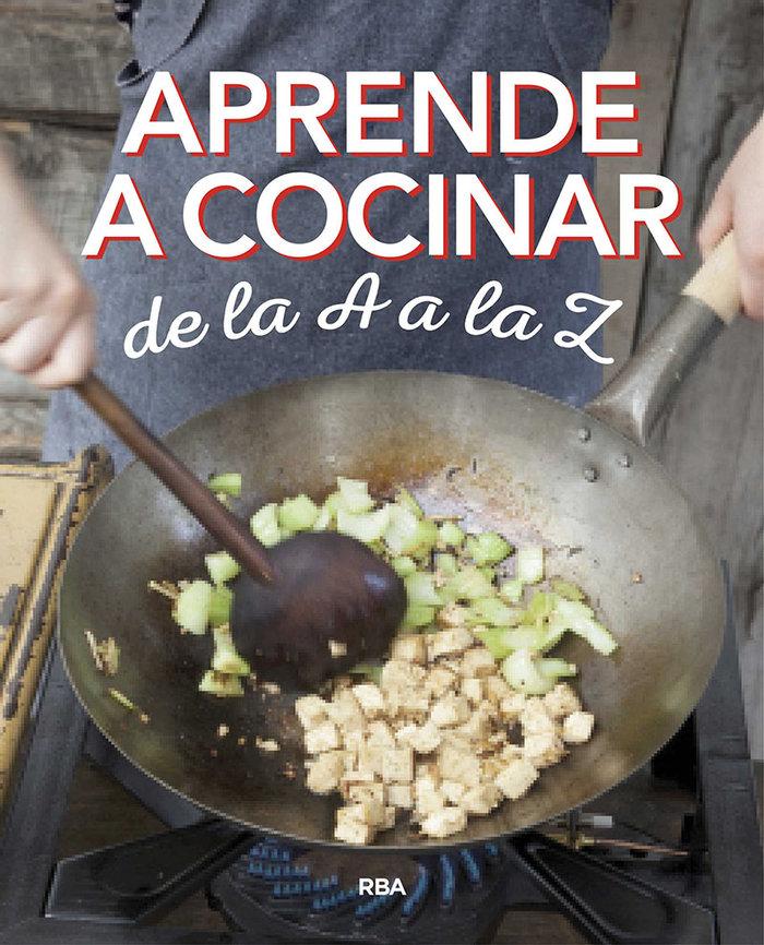 Aprende a cocinar de la a a la z