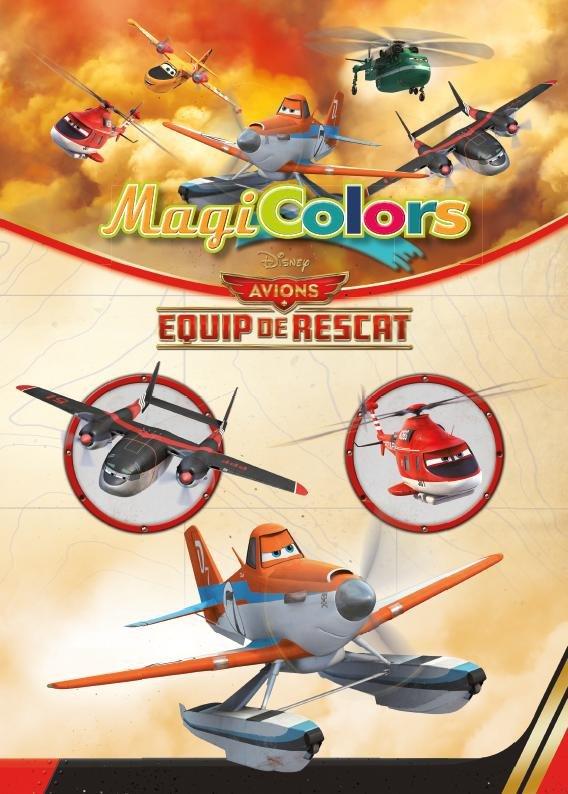 Avions 2. magicolors