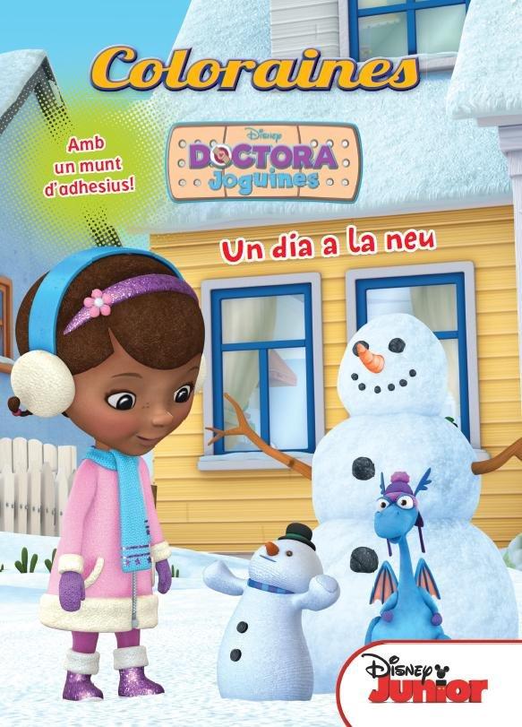 Doctora joguines. coloraines. un dia a la neu