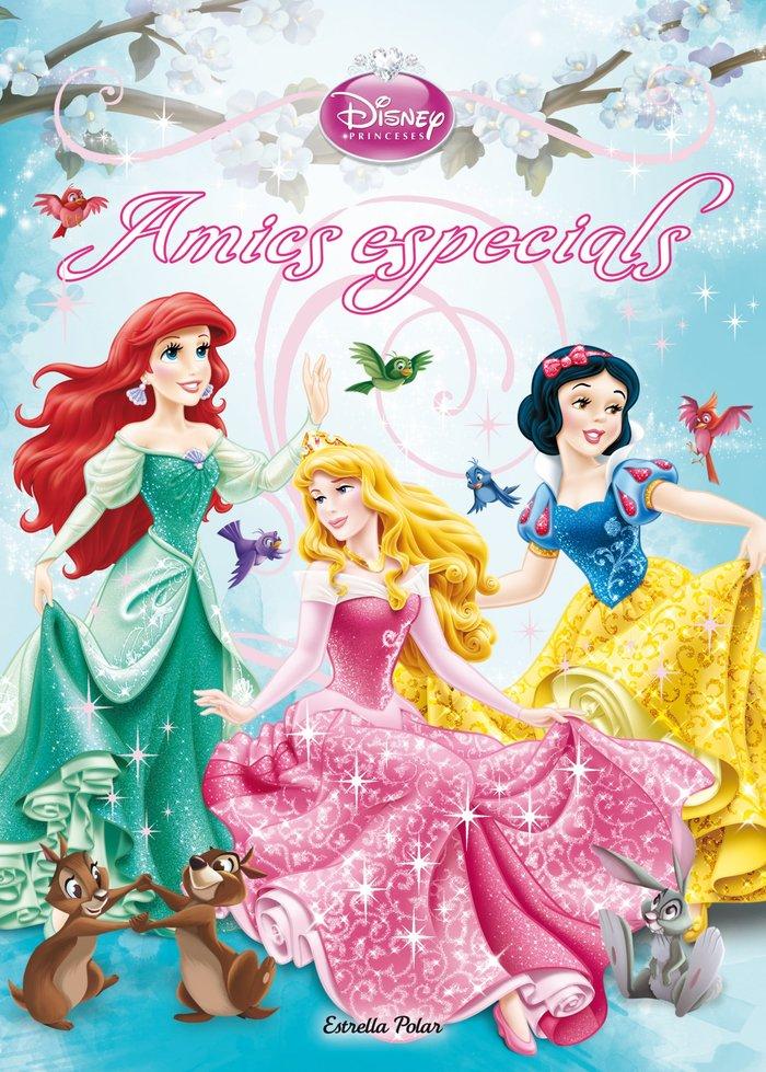 Princeses. amics especials