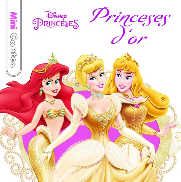 Princeses d'or minicontes