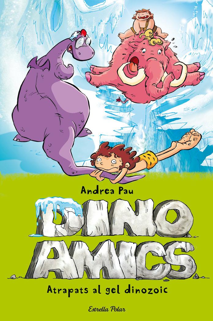 Atrapats en el gel dinozoic