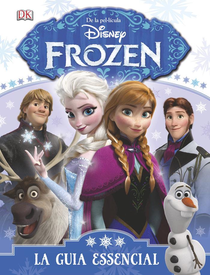 Frozen. la guia essencial