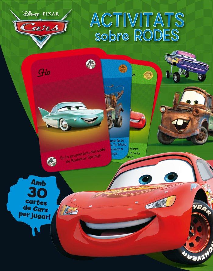 Cars. activitats sobre rodes