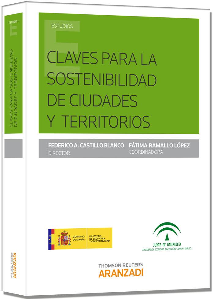 Claves para la sostenibilidad de ciudades y territorios