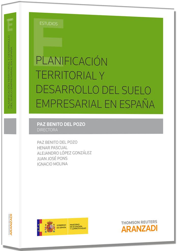 Planificacion territorial y desarrollo de suelo empresarial