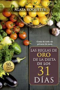 Reglas de oro de la dieta de los 31 dias, las