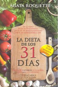 Dieta de los 31 dias,la