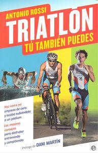 Triatlon tu tambien puedes