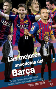 Mejores anecdotas del f c barcelona