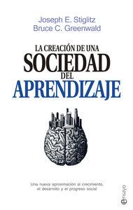 Creacion de una sociedad del aprendizaje,la