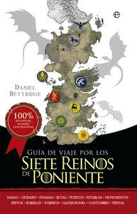 Guia de viaje por los siete reinos de poniente